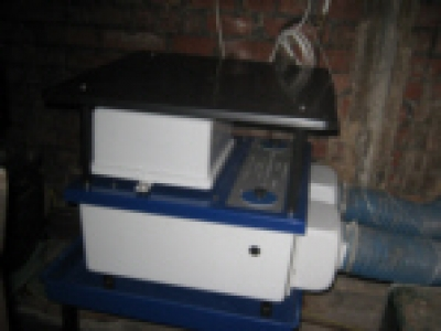 New humidifier, installed November 2011